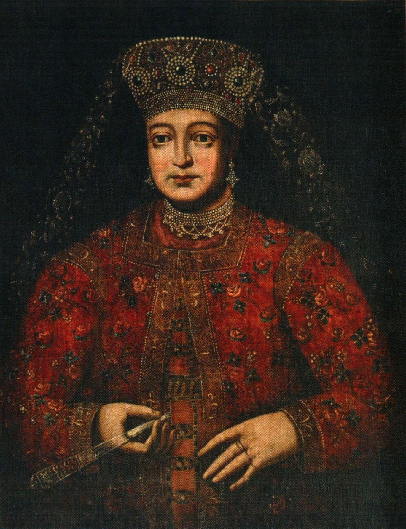 Портреты всех русских царей