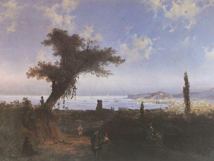 Выставка «Крым Айвазовского»
