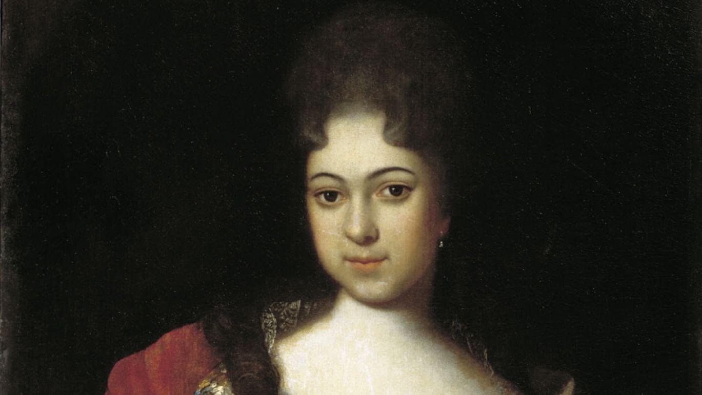 Портреты русских цариц и царевен