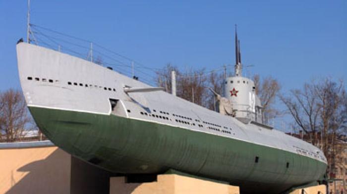 Центральный военно-морской музей, Мемориальный комплекс «Подводная лодка Д-2 «Народоволец»