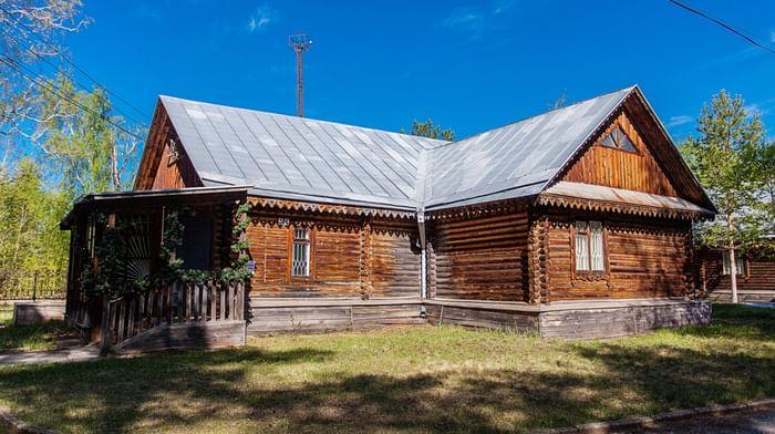 Археологический музей-заповедник на озере Андреевское