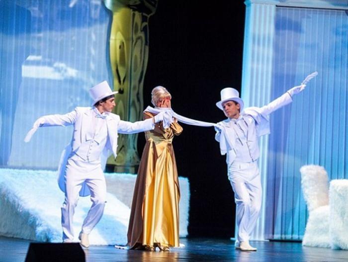 Спектакль «Между небом и землей»