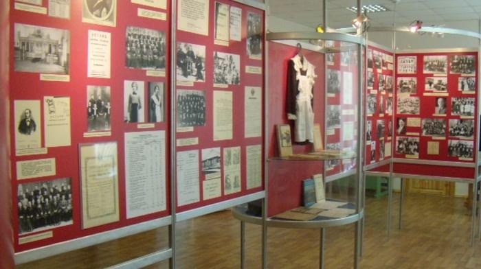 Музей истории народного образования Республики Карелия