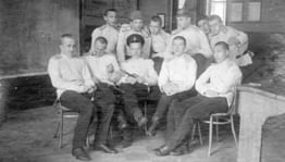 Школа «маленьких капитанов»
