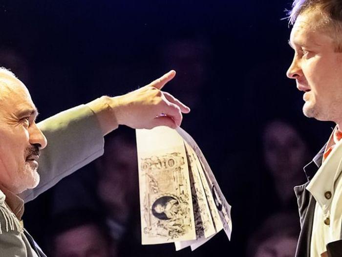 Спектакль «Ревизор. 1835»