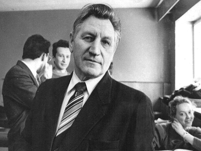 Выставка «Виталий Лебедев: историк, педагог, человек»