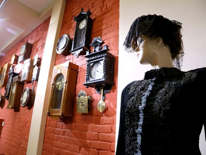 Выставка «История в Fashion»