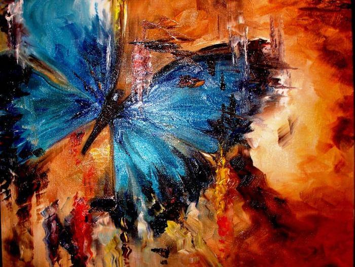 Выставка «Легенды о бабочках»