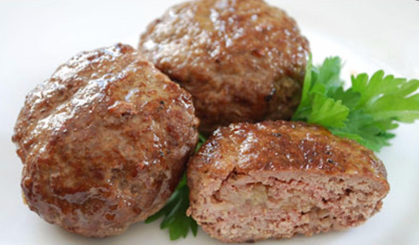 Бифштекс из фарша мясного рецепты