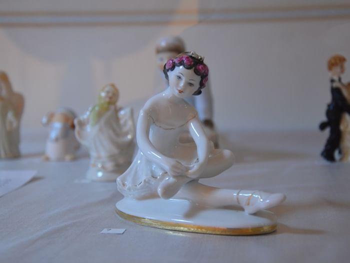 Выставка «Застывшее мгновение»