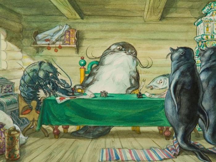 Выставка «Искусство стремительного пера»