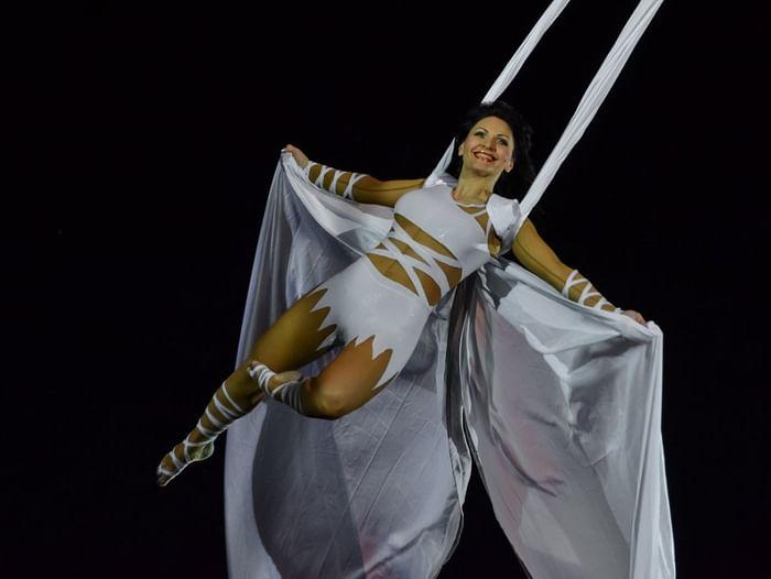 Цирковое представление «Легенда»