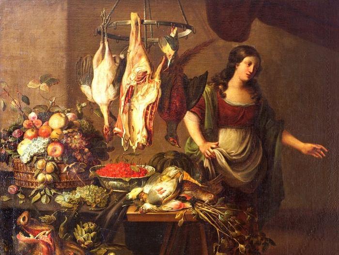 Выставка одной картины «Пути и тропинки»