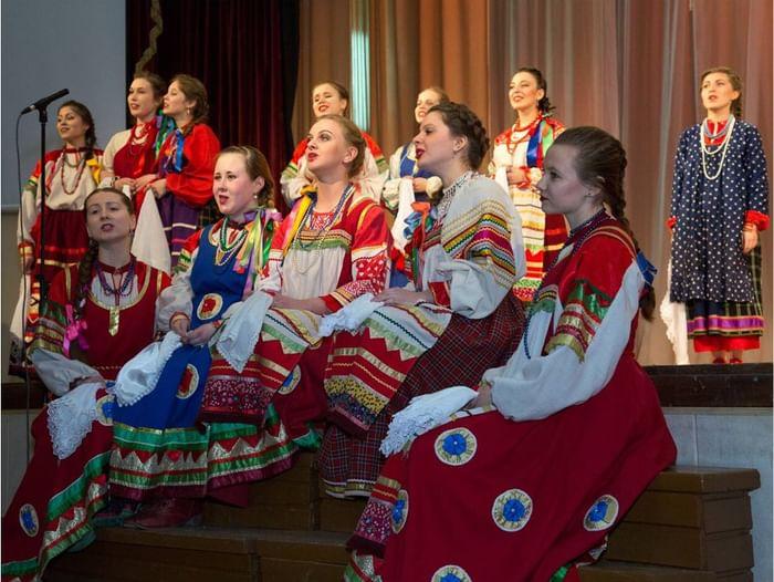 Концерт «Песней славим землю Рязанскую»