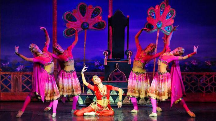 Молодой балет Кубани