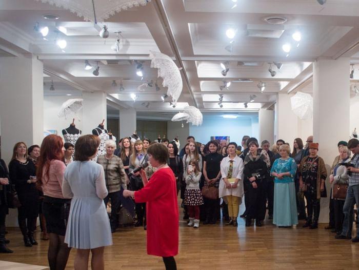 Выставка «Отблески модерна в современном искусстве»