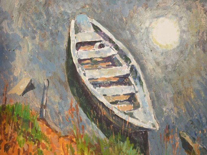 Выставка художника Александра Суханова