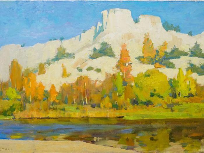Выставка художника Евгения Уткина