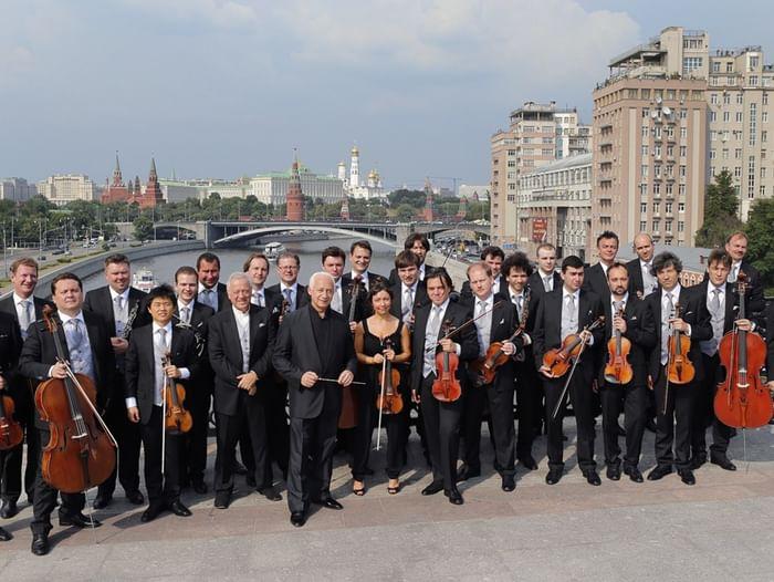 Концерт Владимира Спивакова и «Виртуозов Москвы»
