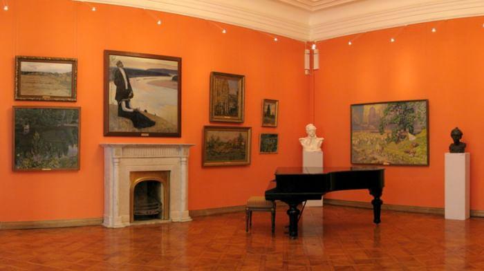 Астраханская государственная картинная галерея имени П. М. Догадина