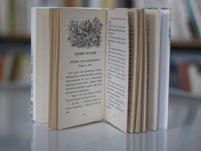 Литературный час «Мир природы в мире книг»