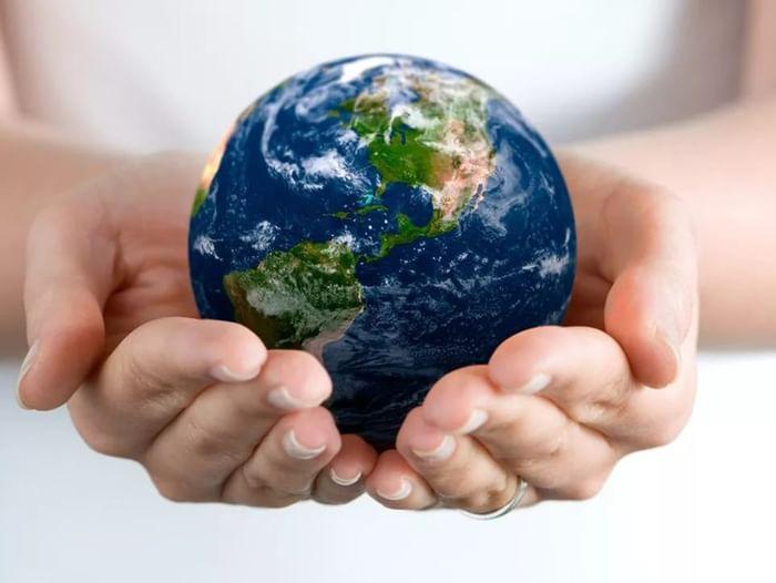 Выставка экологического плаката «Сохраним Землю»