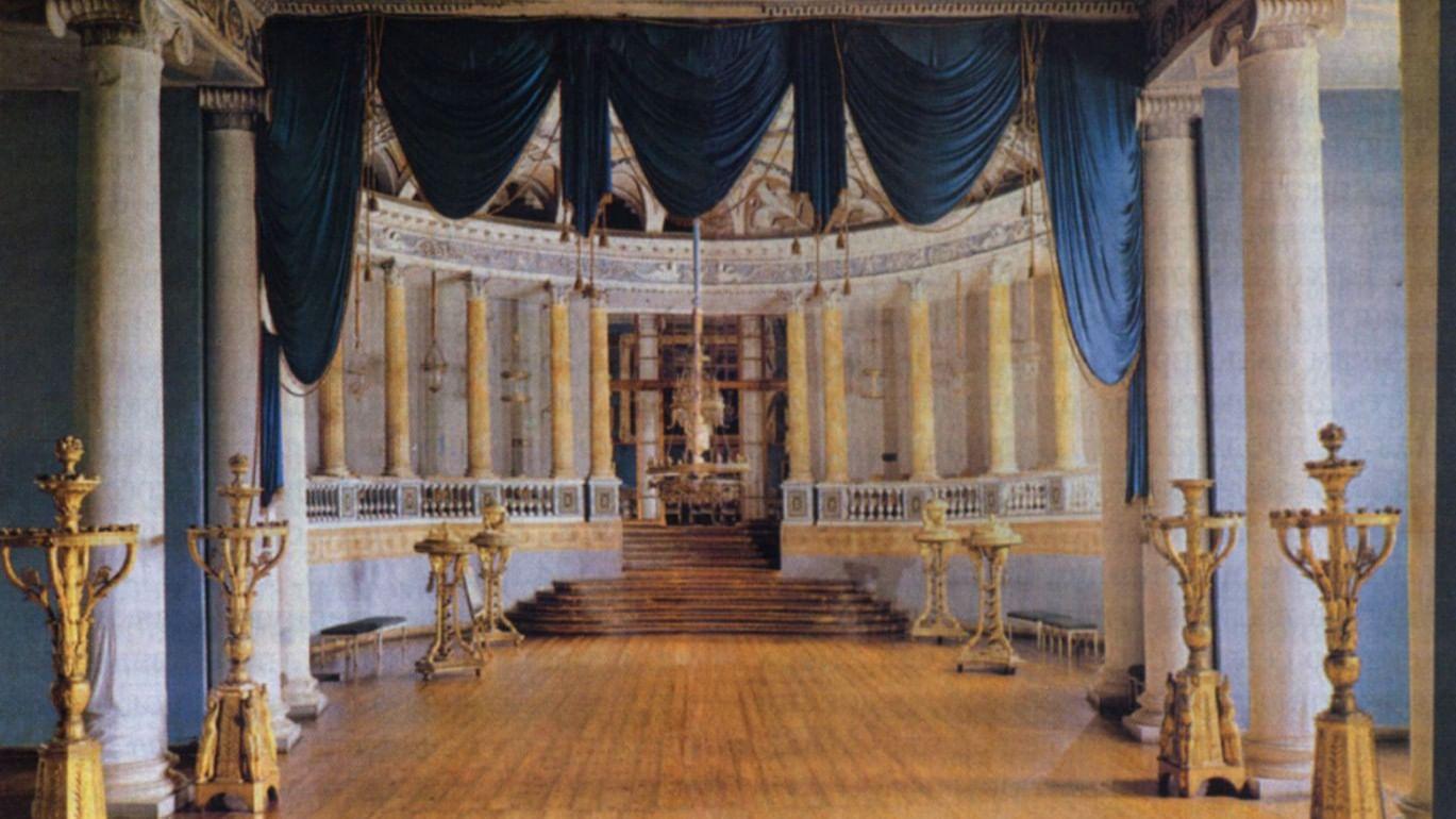 Крепостные театры