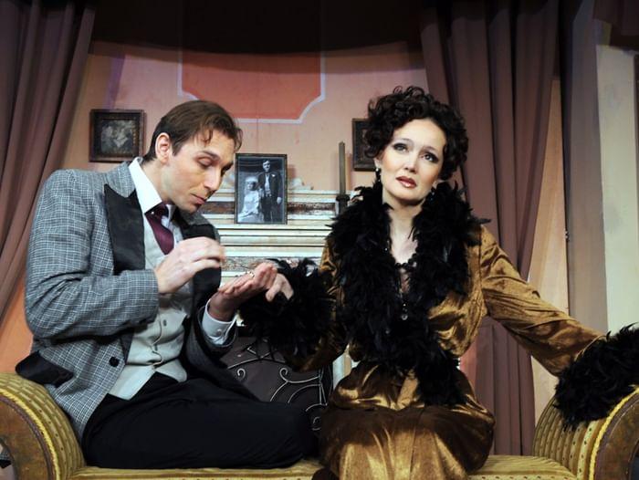 Спектакль «Муж и жена»