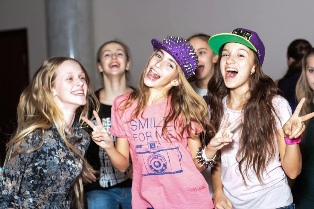 Конкурс на дискотеке для подростков