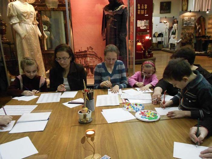 Музейная семейная этностудия «Ступени роста»