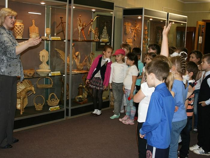 Выставка «Натюрморты из музейных предметов