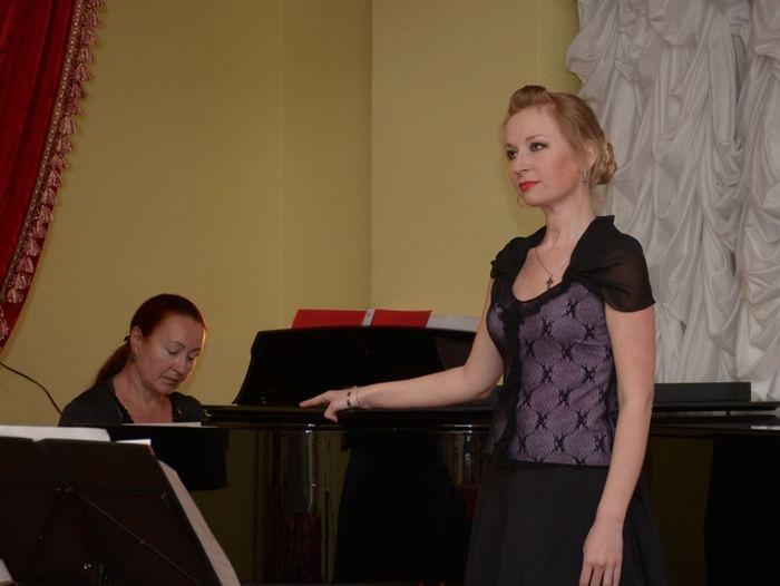 Музыкально-искусствоведческий вечер «Времена года в русском искусстве»