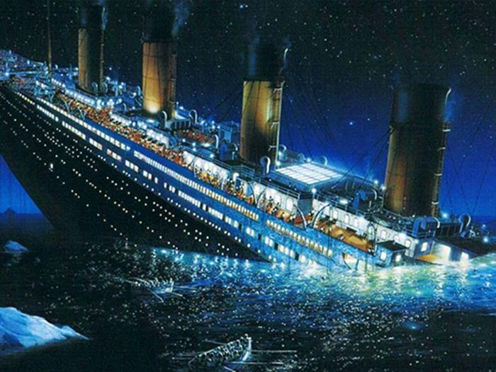 Выставка «Титаник! Катастрофа века!»