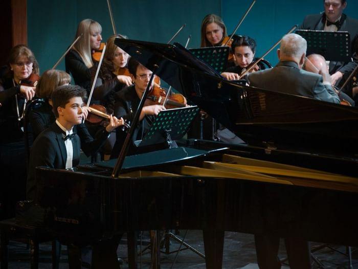 Концерт Ильдара Саубанова (фортепиано)