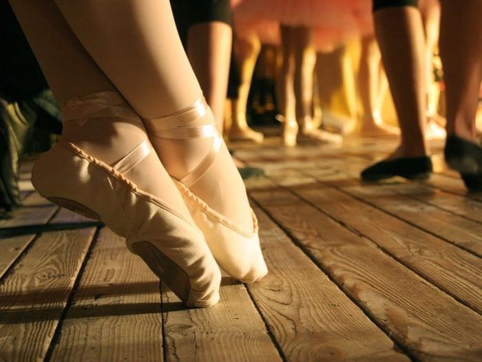 Акция «Танцуй, танцуй, танцуй...»