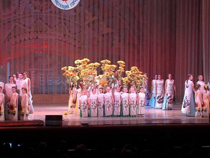 Гала-концерт фестиваля «Танцующий город»