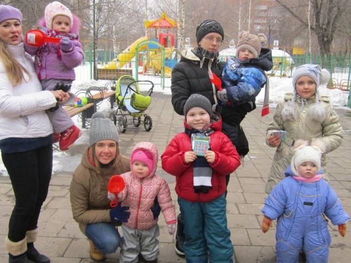 Программа «Весенние каникулы в парке Белинского»