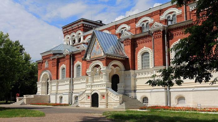 Музей хрусталя им. Мальцовых