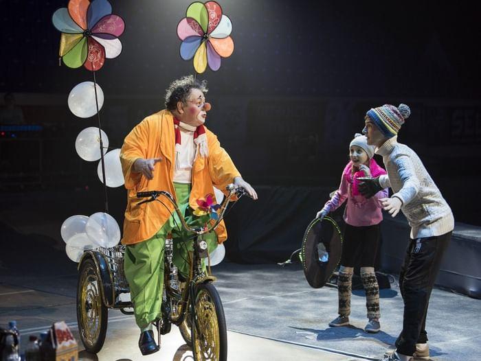 Цирковое шоу «Город Чудес»