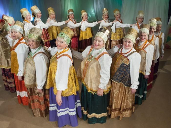 Концерт театра фольклора «Радеюшка»