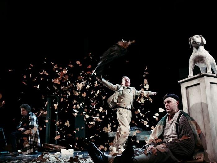 Спектакль «Ветер в тополях»