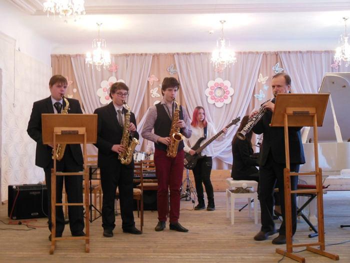 Джазовый концерт клуба «Джем»