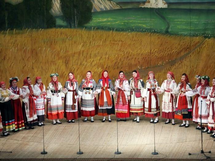 Региональный этап Всероссийского хорового фестиваля академического пения Белгородской области