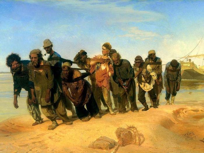 Выставка «У бродяг душа не пленница»
