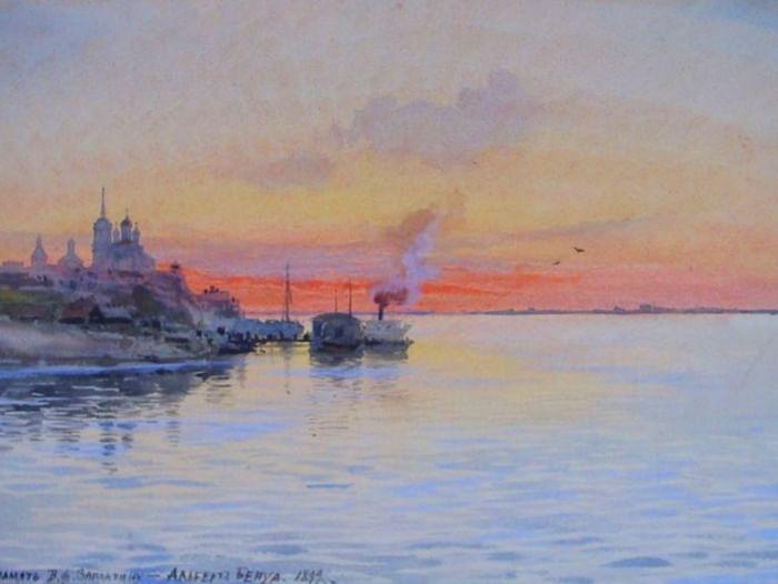 Выставка «Два века русского пейзажа»