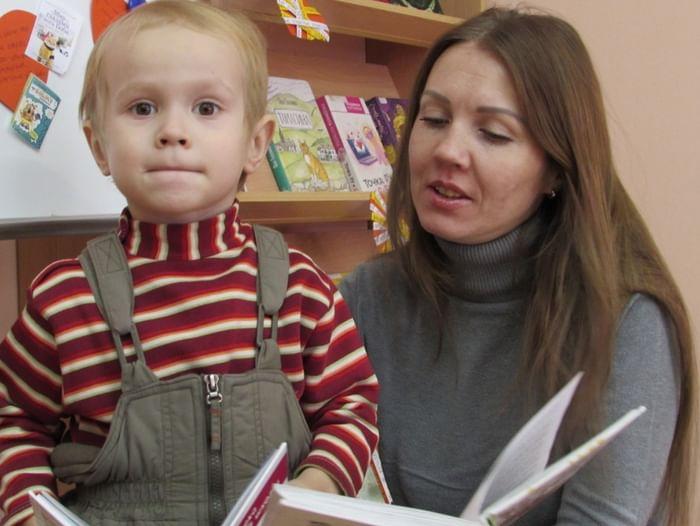 Выставка «Современные родители – волонтеры книжной культуры»