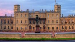 Дворцы императорских фаворитов