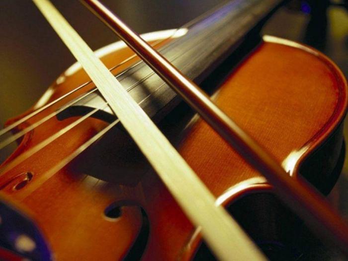 Концерт «Чарующие звуки скрипки»