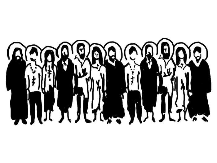 Спектакль «Новомученики»