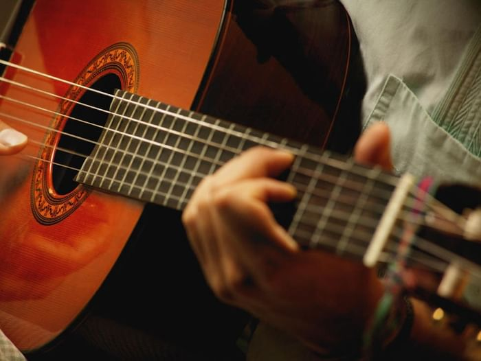 Концерт «Когда гитара поет»